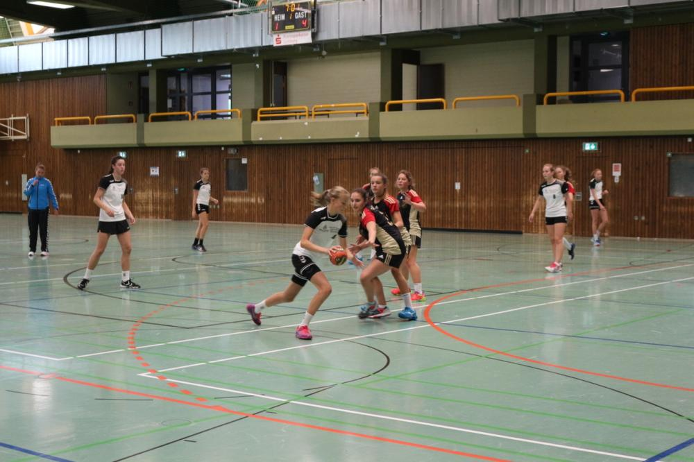 SVC Handball B Juniorinnen 1920